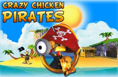 Crazy Chicken: Pirates