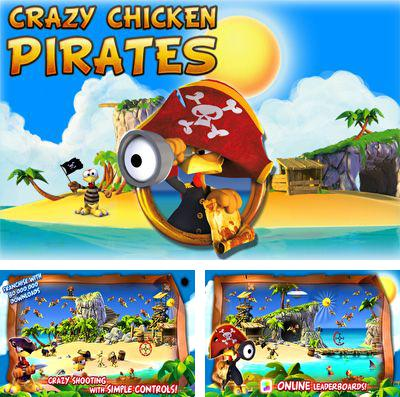 In addition to the game Fieldrunners: Hardhat heroes for iPhone, iPad or iPod, you can also download Crazy Chicken: Pirates for free.