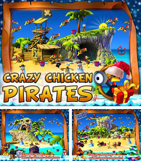 In addition to the game Legend wars 2 for iPhone, iPad or iPod, you can also download Crazy Chicken: Pirates - Christmas Edition for free.