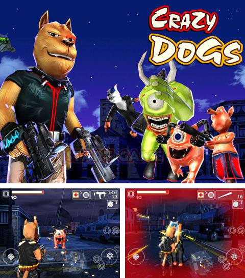 In addition to the game Strata for iPhone, iPad or iPod, you can also download Crazy dogs for free.