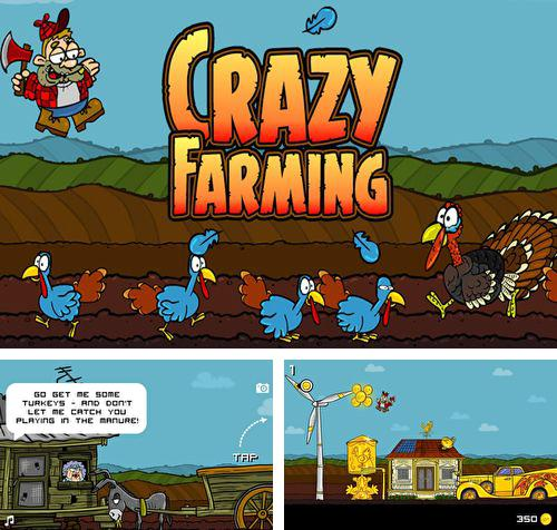In addition to the game Scribblenauts Remix for iPhone, iPad or iPod, you can also download Crazy farming for free.