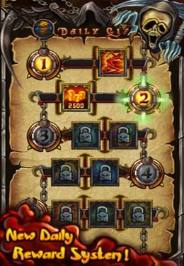 Download Crazy Fist 2 iPhone free game.