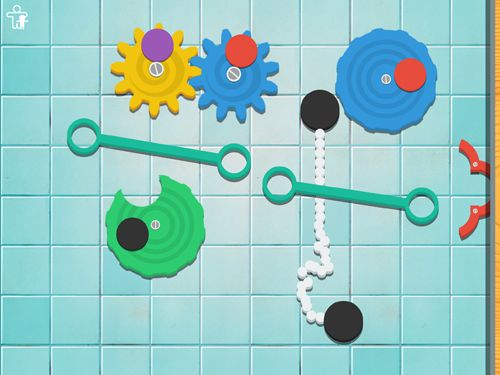 Download Crazy gears iPhone free game.
