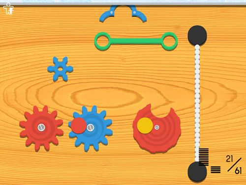 Free Crazy gears download for iPhone, iPad and iPod.