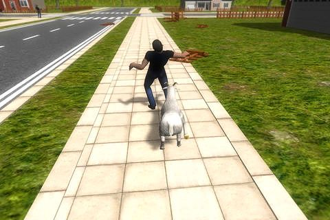 Free Crazy goat download for iPhone, iPad and iPod.