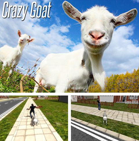 In addition to the game Lucky Birds City for iPhone, iPad or iPod, you can also download Crazy goat for free.
