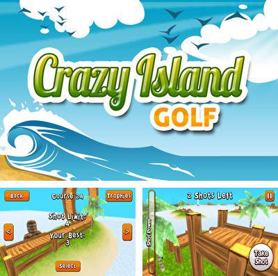In addition to the game Werewolf Night for iPhone, iPad or iPod, you can also download Crazy Island Golf! for free.