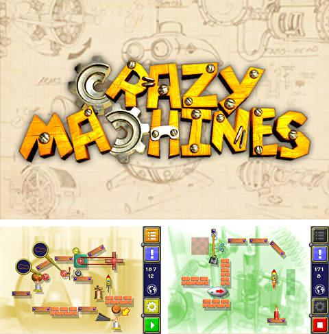 In addition to the game Roads of Rome 3 HD for iPhone, iPad or iPod, you can also download Crazy machines for free.