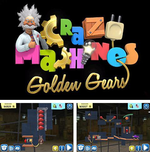 In addition to the game Battle: Defender for iPhone, iPad or iPod, you can also download Crazy machines: Golden gears for free.