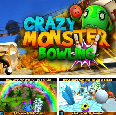 In addition to the game Vampire Runner for iPhone, iPad or iPod, you can also download Crazy Monster Bowling for free.
