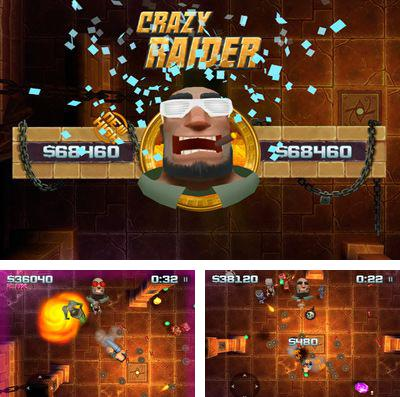 In addition to the game Sky racer for iPhone, iPad or iPod, you can also download Crazy Raider for free.