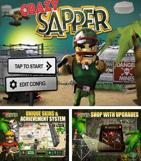 In addition to the game Rise to Fame: The Music RPG for iPhone, iPad or iPod, you can also download Crazy Sapper for free.