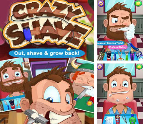 In addition to the game Animal adventure: Downhill rush for iPhone, iPad or iPod, you can also download Crazy Shave for free.