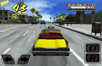 Screenshots vom Spiel Death Drive: Racing Thrill für iPhone, iPad oder iPod.