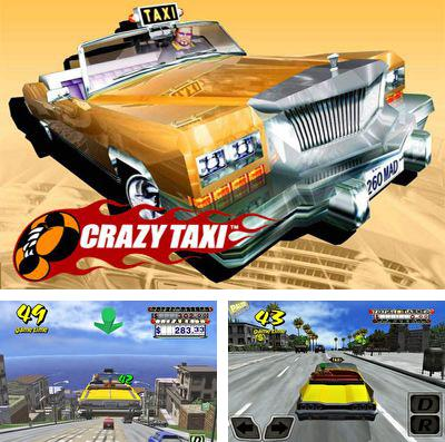 In addition to the game Ninja Warrior Game for iPhone, iPad or iPod, you can also download Crazy Taxi for free.