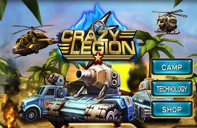CrazyLegion