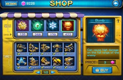 Download CrazyLegion iPhone free game.