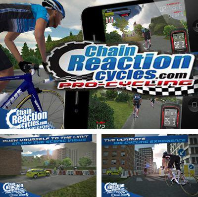 In addition to the game Swamp jump adventure for iPhone, iPad or iPod, you can also download CRC Pro-Cycling for free.