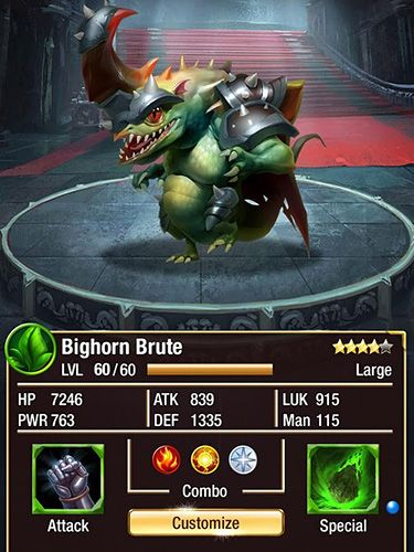 Free Creature quest download for iPhone, iPad and iPod.