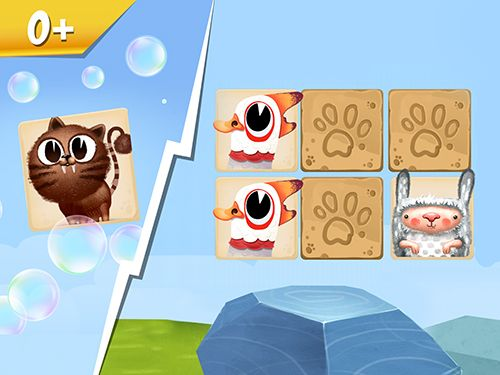 Download Creature seekers iPhone free game.