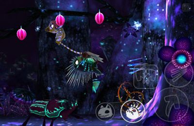 Screenshots of the Creavures game for iPhone, iPad or iPod.