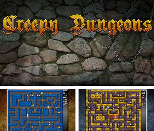 除了 iPhone、iPad 或 iPod 游戏,您还可以免费下载Creepy dungeons, 。