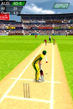 Download Cricket Game iPhone free game.