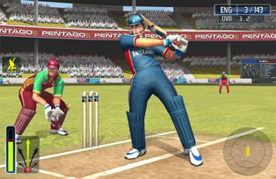 Free Cricket WorldCup Fever Deluxe download for iPhone, iPad and iPod.