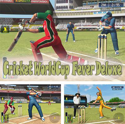 In addition to the game Zombie Panic in Wonderland Plus for iPhone, iPad or iPod, you can also download Cricket WorldCup Fever Deluxe for free.