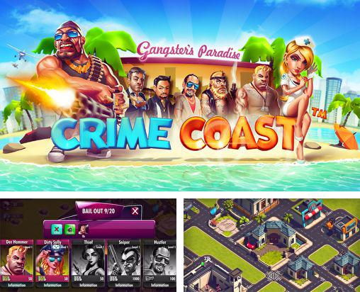 In addition to the game Asylum: Night shift for iPhone, iPad or iPod, you can also download Crime coast: Gangster's paradise for free.
