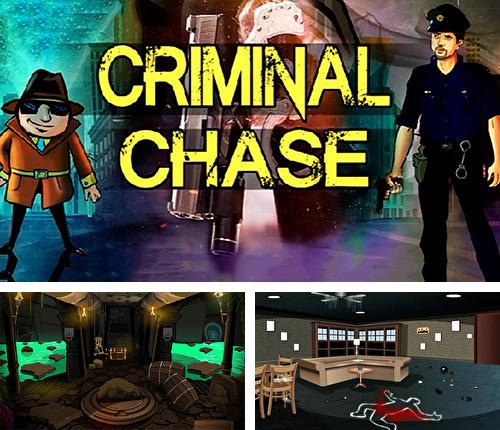 In addition to the game Chibi chasers for iPhone, iPad or iPod, you can also download Criminal chase for free.