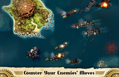 Free Crimson: Steam Pirates download for iPhone, iPad and iPod.