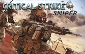 Скачать Critical strike: Sniper для iPhone. Бесплатная игра Решающий удар: Снайпер на Айфон.