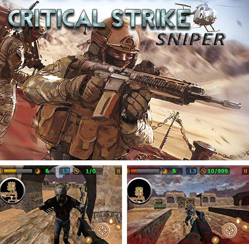 In addition to the game Master of tea kung fu for iPhone, iPad or iPod, you can also download Critical strike: Sniper for free.