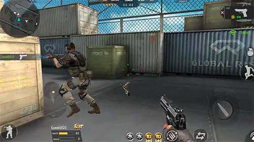 Descarga gratuita de Cross fire: Legends para iPhone, iPad y iPod.