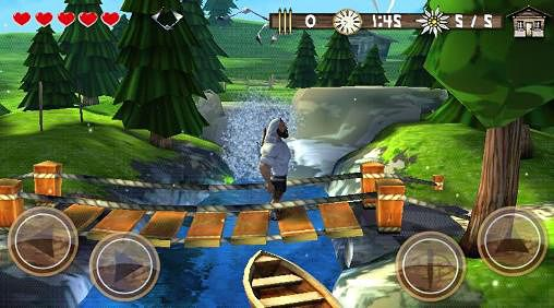 Скачать игру Crossbow warrior: The legend of William Tell для iPad.