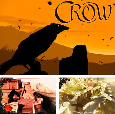 In addition to the game Happy Hills for iPhone, iPad or iPod, you can also download Crow for free.