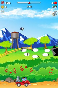 Capturas de pantalla del juego Crow Hunter para iPhone, iPad o iPod.
