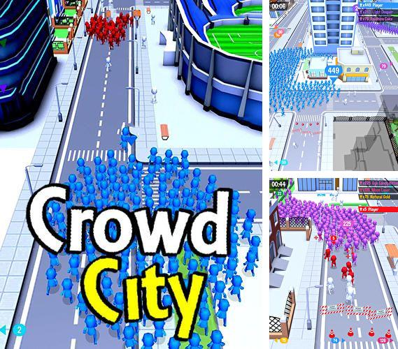 Download Crowd city iPhone free game.