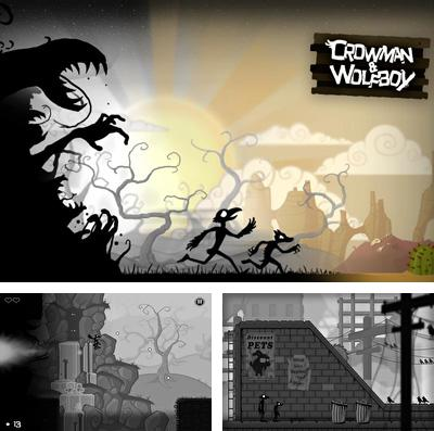 In addition to the game Tower madness 2 for iPhone, iPad or iPod, you can also download Crowman and Wolfboy for free.