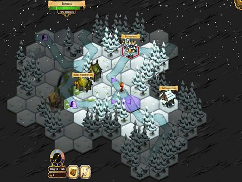 Download Crowntakers iPhone free game.