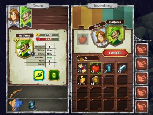 Free Crowntakers download for iPhone, iPad and iPod.