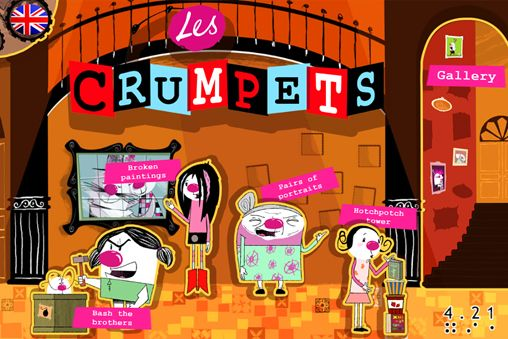 Download Crumpets iPhone free game.