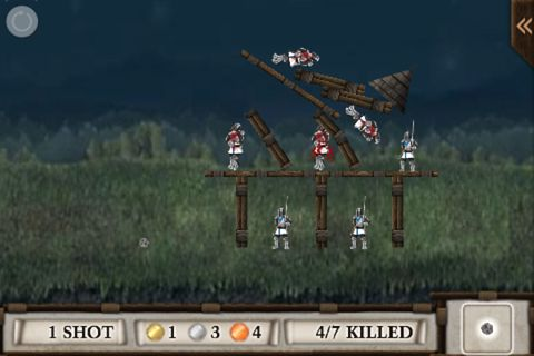 Descarga gratuita de Crush the castle para iPhone, iPad y iPod.