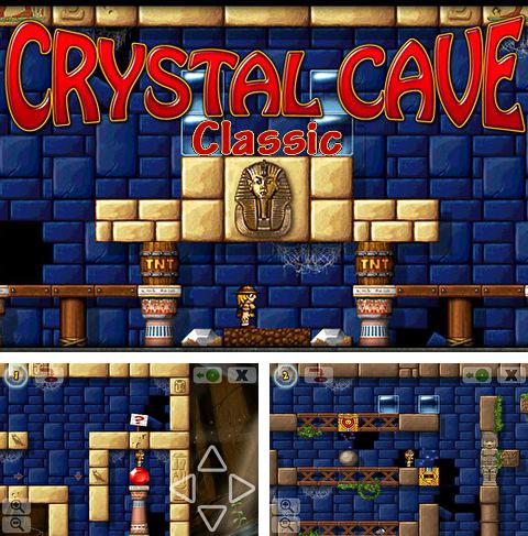 In addition to the game Protonium for iPhone, iPad or iPod, you can also download Crystal cave: Classic for free.