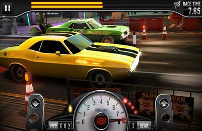 Download CSR Classics iPhone free game.