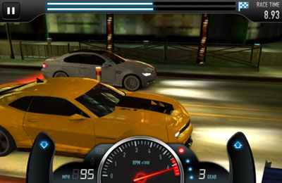 Capturas de pantalla del juego CSR Racing para iPhone, iPad o iPod.