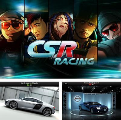 In addition to the game Fruit Feast for iPhone, iPad or iPod, you can also download CSR Racing for free.