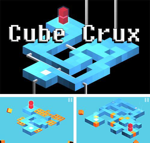 In addition to the game Bag it! for iPhone, iPad or iPod, you can also download Cube: Crux for free.