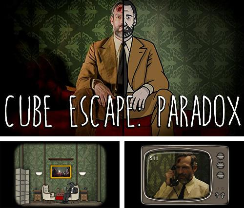 In addition to the game Robo & Bobo for iPhone, iPad or iPod, you can also download Cube escape: Paradox for free.